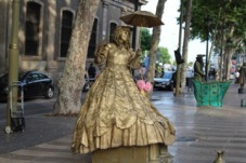 """Lady in Gold"""